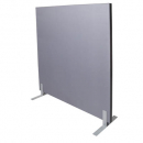 Rapidline acoustic screen 1800 x 1800mm grey