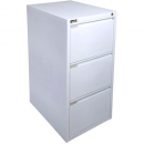 Rapidline 3 drawer filing cabinet 980 x 464 x 620mm