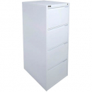 Rapidline 4 drawer filing cabinet 1290 x 464 x 620mm