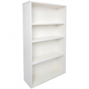 RAPID VIBE BOOKCASE 4 SHELF 900 X 315 X 1800MM WHITE