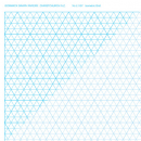 Graph pad gormack A3 2mm isometric 50 sheets