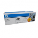 Hp cb436a no 36a laser toner cartridge black