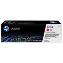Hp ce323a no 128a laser toner cartridge magenta