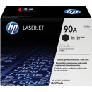 Hp ce390a no 90a laser toner cartridge black