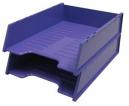 Italplast multi fit document tray grape