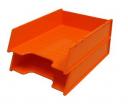 Italplast multi fit document tray A4 mandarin