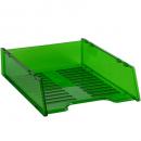 Italplast i 60tgn multi fit document tray tint green