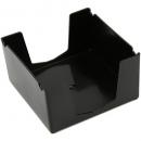 Italplast memo cube holder black