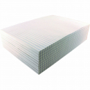 Initiative office writing pad A4 ruled white
