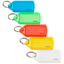 Kevron key tags assorted