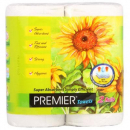 Premier paper towels 120 sheets pack 2
