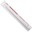 Linex 325 scale triangular ruler 30cm