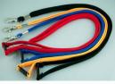 Lanyard osmer d/clip woven asst colours
