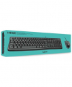 Logitech k120 wired keyboard and mouse combo