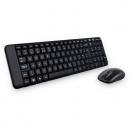 Logitech mk-220 wireless keyboard and mouse combo