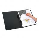Marbig display book A3 pocket refills pack 10