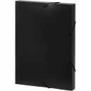 Marbig box file A4 black