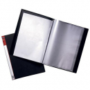 Marbig clearview display book 76 pocket black
