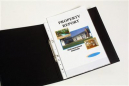 Marbig copysafe sheet protectors economy A4 clear pack 10