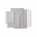 Marbig divider pp A4 A-Z tab white
