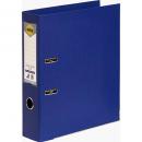 Marbig linen lever arch file PE A4 blue