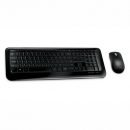 Microsoft 850 wireless keyboard and mouse black