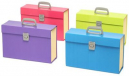 Marbig carry file summer colours assorted