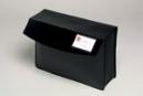 Marbig expander case attache wallet heavy duty FC black