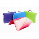 Marbig expanding file pp 26 pocket FC summer colours