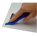 Marbig staple remover easy glide blue