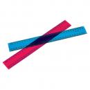 Marbig plastic ruler 30cm fluorescent