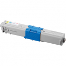 Oki c301 laser toner cartridge yellow