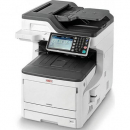 Oki c853dn A3 colour laser multifunction printer