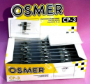 Name badge osmer clip/pin