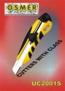 Cutter osmer wide blade screw lock