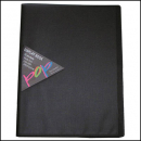 Colby pop display book 10 pockets black