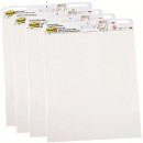Post it easel pad 630 x 775 30sht value pack of 4