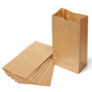 Brown paper bage #15 330 x 258 x 120 box of 250