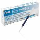 Pentel gel ink refill 0.7mm blue