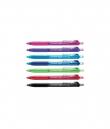 Papermate inkjoy 300 retractable ballpoint pen medium 1.0mm light blue