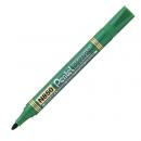 Pentel permanent marker bullet point 1.5mm green