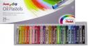 Oil pastel pentel pack 25