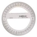 Celco protractor 360 degrees 100mm