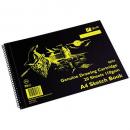 Quill sketch book Q534 A4 210 x 297mm