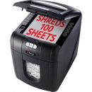 Rexel auto+100 personal shredder autofeed