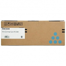 Ricoh 407548 laser toner cartridge cyan