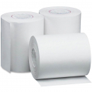 Marbig cash register roll bond 76 x 76 x 11.5mm pack 4