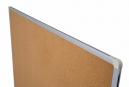 Rapidline corkboard aluminium frame 900 x 600mm