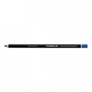 Staedtler 108 20-3 lumocolor permanent glasochrom pencils blue