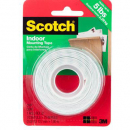 3M scotch heavy duty indoor mounting tape 13mm x 1.9m